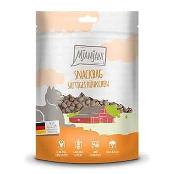 MjAMjAM - Sac à goûter - Poulet juteux 125g