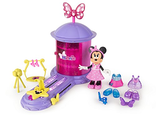 IMC Toys 182622 - Preescolar Gira Estilos mágico Minnie