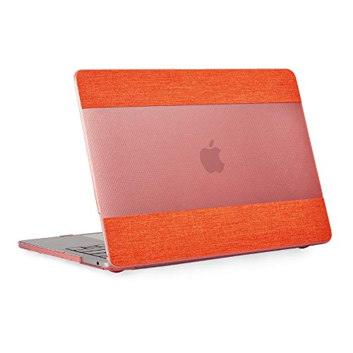 PROXA MacBook Pro 13 inch Case Released 2020, Creator Series, Hardshell Case Cover for MacBook Pro 13 inch 2020, A2289/A2251-Sunset Orange