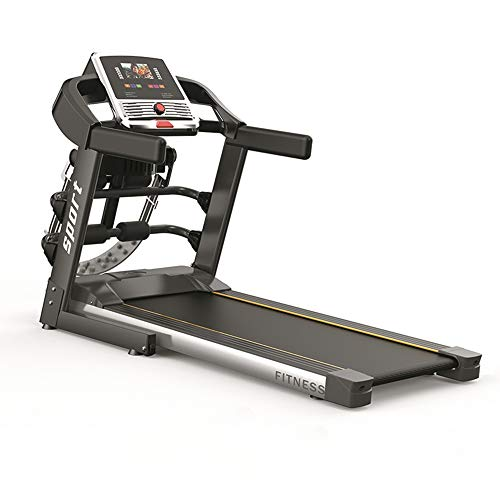 GUNAI Folding Treadmill Walking Running Exercise Fitness Machine Easy Control Home Gym,Easy Assembly,...