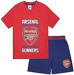 Arsenal FC - Pijama corto para Niño