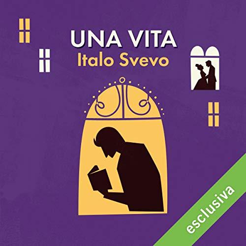 Una vita audiobook cover art