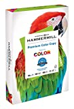 Hammermill Printer Paper, Premium Color 28 lb Copy Paper, 11 x 17 - 1 Ream (500 Sheets) - 100 Bright, Made in the USA