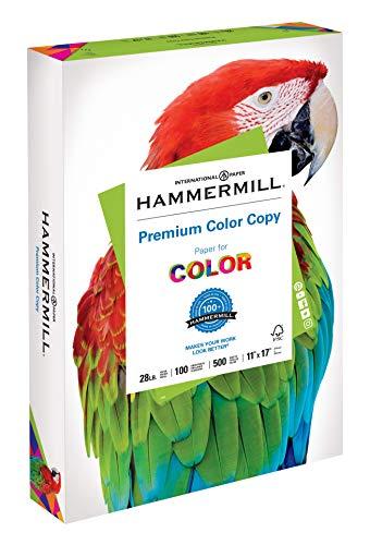 Hammermill Printer Paper, Premium Color 28 lb Copy Paper, 11 x 17 - 1...