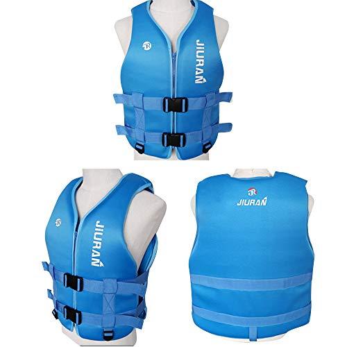 Xiaomu Feststoff Rettungsweste Feststoffweste Schwimmweste Gewichtsklasse:20-120 Kg CE Zertifiziert Kinder Erwachsene Baby Schwimmhilfe zum Schnorcheln, Kajak und SUP