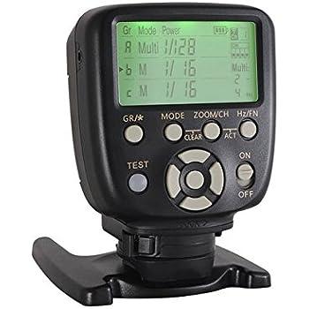 YONGNUO YN560TX II 技適マーク付き ワイヤレスフラッシュコントローラ YN560III対応 RF602 RF603シリーズ互換性あり ニコン用