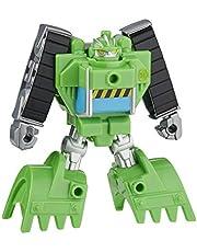 Playskool Heroes Transformers Rescue Bots Academy Boulder de Construction-Bot Converting Toy, 4,5 Inch Action Figure, Speelgoed voor kinderen vanaf 3 jaar