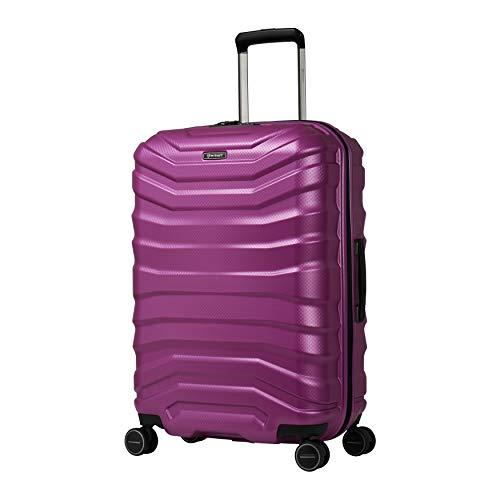Eminent Handbagage Aero 65 cm 70L Lichtgewicht 4 dubbele stille wielen Roze