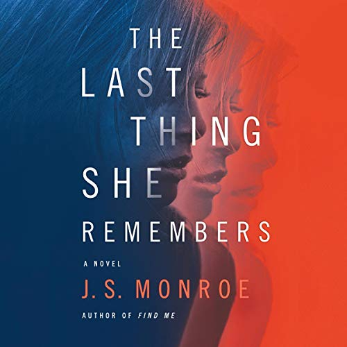 The Last Thing She Remembers audiobook cover art