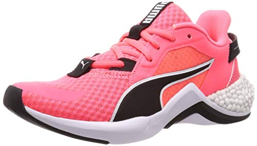 PUMA Hybrid NX Ozone WN'S, Zapatillas de Running para Mujer, Rosa (Ignite Pink Black), 37.5 EU