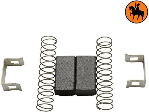 Kohlebürsten für BOSCH PHO 100 Hobelmaschine -- 5x8x15mm -- 2.0x3.1x5.9''