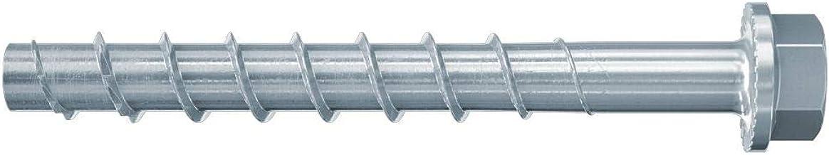 fischer 536865 FBS II Betonschroef, zink, Sechskantkopf 10x160-50 Stück
