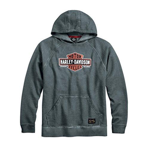 HARLEY-DAVIDSON® heren originele klassiekers trui hoodie - 99030-17V