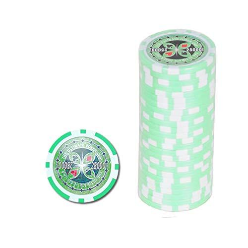Ultimate Pokerchips 25000 Er Wert Poker Chip Roulette Casino Qualität
