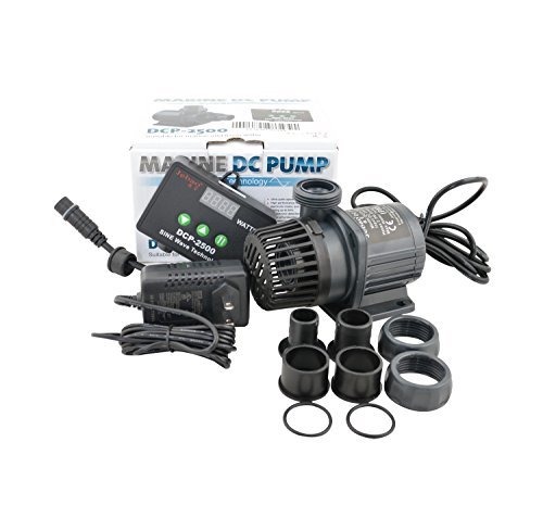 Jebao DCP Sine Wave Water Return Pump (DCP-2500)