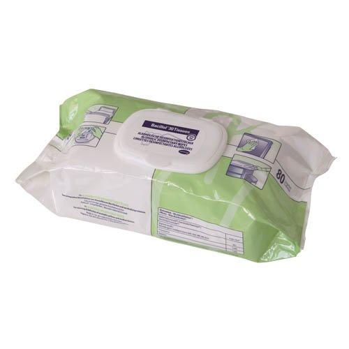 Hartmann Einmal Desinfektionstücher Bacillol 30 Tissues, 80 Stk., im Flowpack