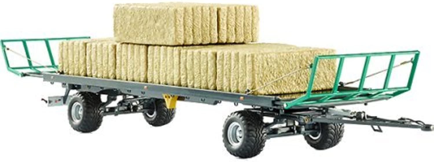 barato Oehler ZDK 120 B Two-axle Two-axle Two-axle hay-bale trailer. 1 32  increíbles descuentos