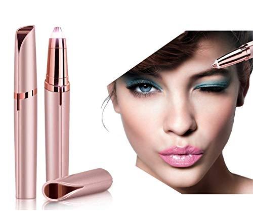 Flawlbss Epilierer für Damen, elektrischer Epilierer für das Gesicht, für Augenbrauen und sonstige Behaarung, USB-Anschluss