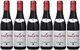 Sangre de Toro, Vino Tinto - 6 botellas de 37.5 cl, Total: 2250 ml