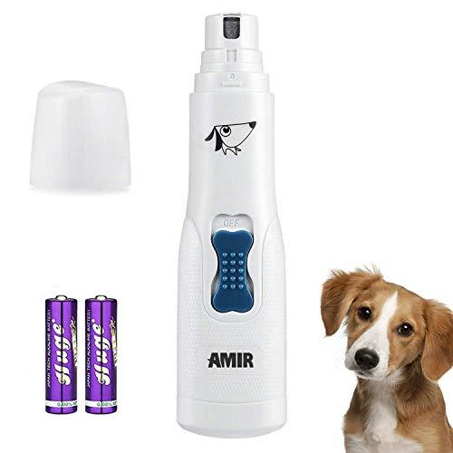 Amir Gentle Paws Premium Pet Nail Grinder