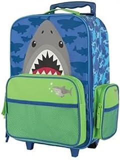 Stephen Joseph Shark Rolling Luggage Bag