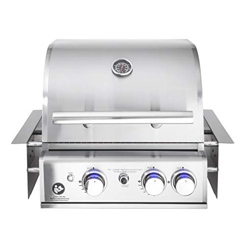 Allgrill Top-Line Chef S Built-In Einbaugrill Gasgrill mit Air System Edelstahl
