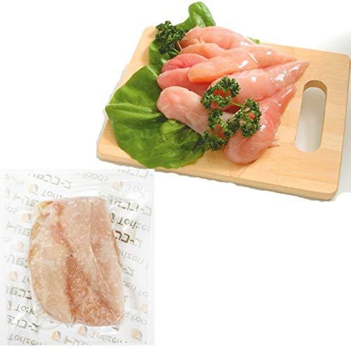 若どり鶏ささみ肉 200g×6パック(九州産 産地パック)使いやすい小分けパック