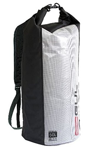 Gul Dry Bag 50L with Ruck Sack Straps LU0120