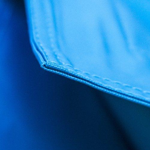 XXL Sitzsack QSack Outdoorer mit deutscher Qualitätsfüllung, 140 x 180 cm (blau) - 4