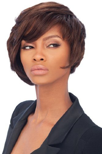 OUTRE Velvet Tara 2.4.6 Color 1B Remi Human Hair Weave