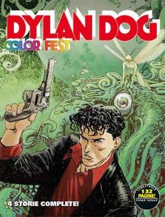 DYLAN DOG COLOR FEST n 9