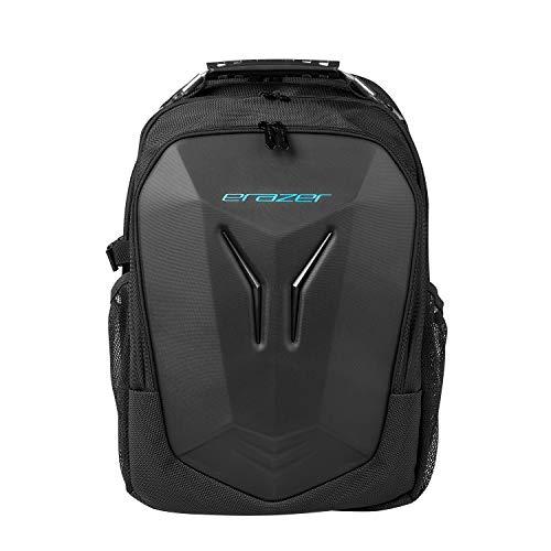 MEDION ERAZER X89077 Premium Gaming-Rucksack mit Geheimfach für Wertgegenstände, Gepolstertes Notebookfach für Notebooks bis 17'', Idealer Schutz für unterwegs