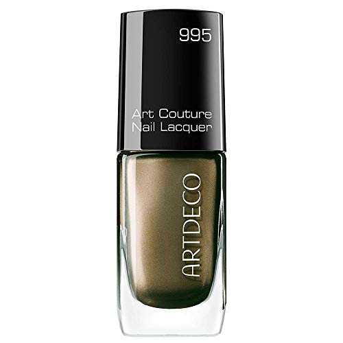 ARTDECO Art Couture Nail Lacquer, Nagellack pearl, Nr. 995, golden moss