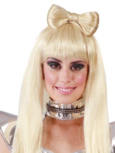 Parrucca da Lady Gaga