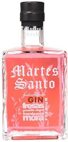 Martes Santo Gin Bidestilada Frutos Rojos - 700 ml