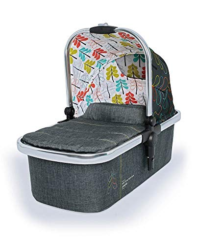 Cosatto Wow XL Pram - Additional Carrycot - Suitable for Twins (Nordik)