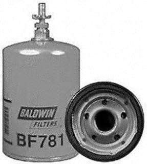 Baldwin BF781 Heavy Duty Diesel Fuel Spin-On Filter