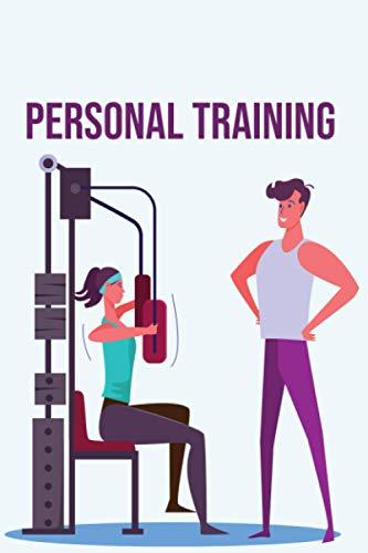 Personal Training Coach: Planer für Personal Trainer - Wochenplaner Monatsplaner zum Planen und Organisieren - A5 Organizer mit Monatsübersicht ... - Perfektes Geschenk für Fitnesstrainer