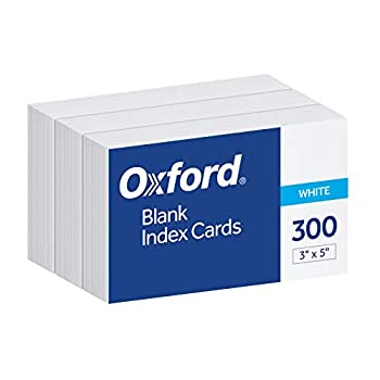 index cards 3x5 blank
