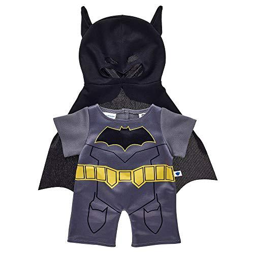 Build A Bear Workshop Rebirth Batman Costume