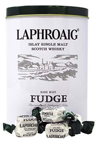 Gardiner's of Scotland Whisky Fudge Laphroaig – 250 g – Handgemachte, weiche Whisky-Karamell-Bonbons