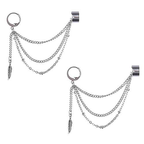 Jikaifaquyanhel Kpop hot sale Bangtan Boys V orecchini gioielli accessori per i fan dei hot sale e Lega, Alloy, colore: No Pierced Ears, cod. $ZFLZ(DGZ{7209 * 2