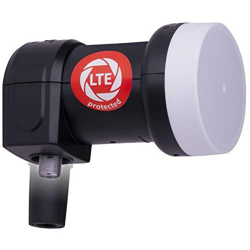 DUR-line + Ultra–Premium LNB con filtro LTE + + [Full HD, HDTV, 3d, LTE/UMTS/GSM/DECT Filter]–DUR-line qualità prodotto