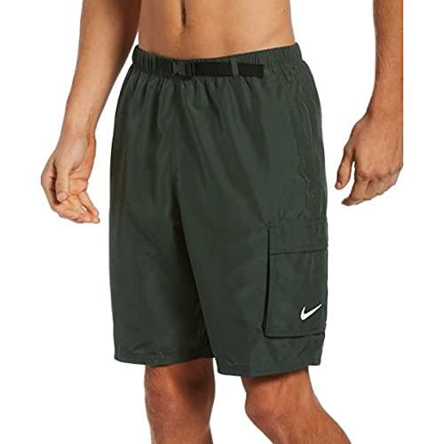 Nike Volley Pantaloncini da Bagno da Uomo, Uomo, Costume da Bagno, NESSB521-303, Galactic Jade, XL