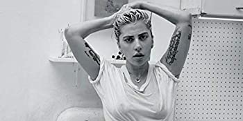 bucraft Lady Gaga Wearing Her Tattoos 8x10 Picture Celebrity Print
