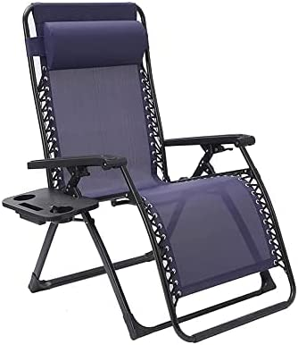 Out Sunny Sun Lounger Max Outlet SALE 63% OFF Adjustable Gravity Mesh Lounge Steel Zero