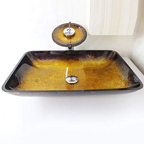 chicstyleme Aufsatzwaschbecken Bild