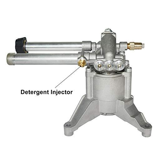 AgiiMan High Pressure Washer Pump Head - Replacement Water Gasoline Pump, 2800 Psi Troy Bilt SRMW22G26-EZ Oil Pump Accssories Fits KARCHER Craftsman