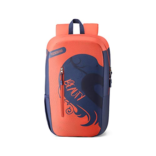 American Tourister Ace 20 Ltrs Red Casual Backpack (FK3 (0) 00 203)