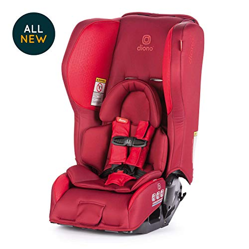 Why Should You Buy Diono Rainier 2AX Convertible Car Seat, Red
